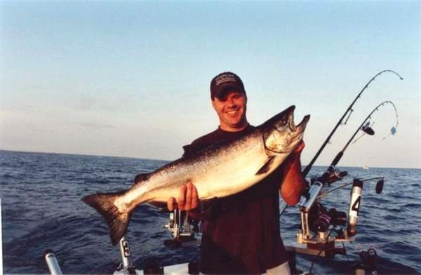 Dereck's King Salmon